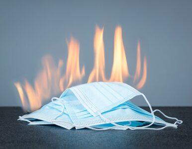 Dym z pożarów zwiększa ryzyko COVID-19. Zaskakujące wyniki badań