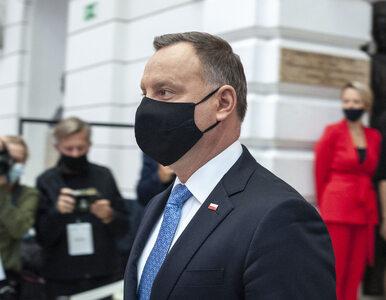 Niespodziewany obrońca Hołowni. Andrzej Duda przemówił: Po prostu wstyd!...
