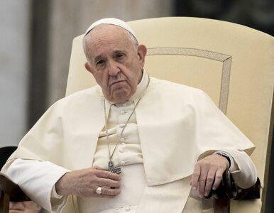 Współcześni politycy jak Hitler. Papież krytykuje za słowa i...