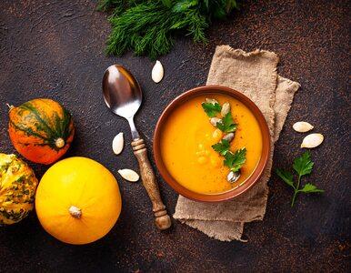 Zupa dyniowa to gastronomiczny symbol polskiej jesieni. Jak ją przygotować?