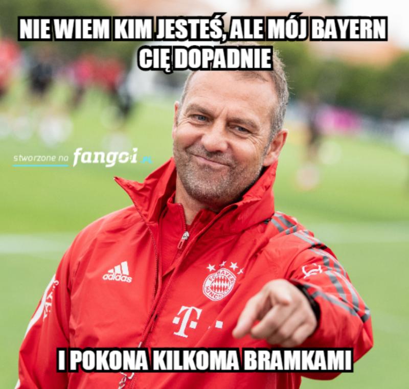 Mem po meczu FC Barcelony z Bayernem Monachium