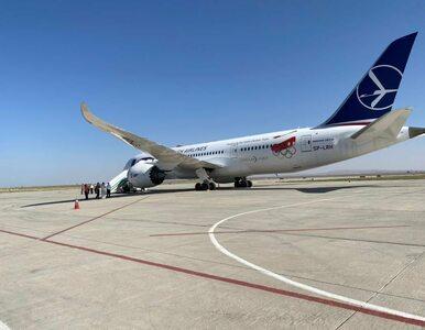 Samolot z Polakami i Afgańczykami ewakuowanymi z Kabulu wylądował w...