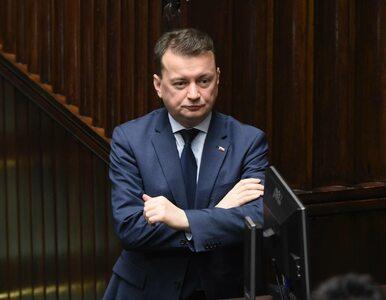 Szef MSWiA: Okupując Sejm, opozycja łamie prawo karne. Wymiar...