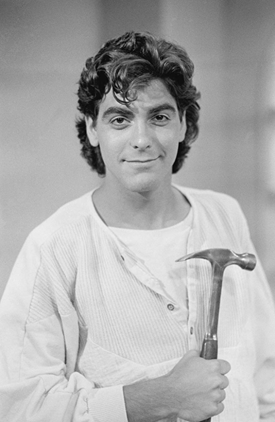 "George Clooney w ""The Facts of Life"" (1979)"
