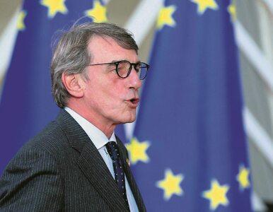 Szef PE będzie rządził z domu. Poddał się izolacji domowej