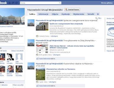 Młodzież z SWPS rozmawia o Facebooku