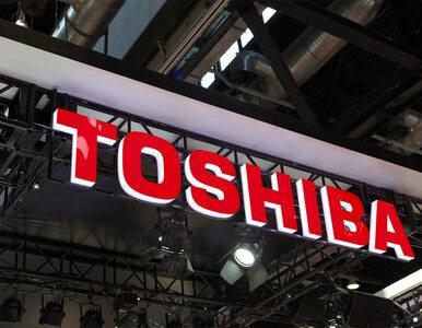 Toshiba przestanie być japońska. Wpłynęła poważna oferta przejęcia