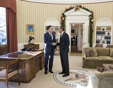 Zwycięski Obama zaprosił Romneya na lunch