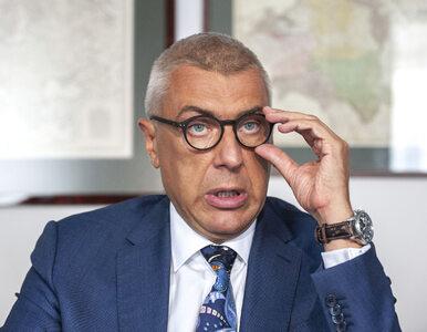 """Nitras uderza w Giertycha. """"Ma ambicje polityczne"""", """"Nie chcę, żeby..."""