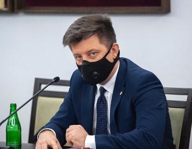Michał Dworczyk ma koronawirusa. Czy Mateusz Morawiecki zostanie objęty...
