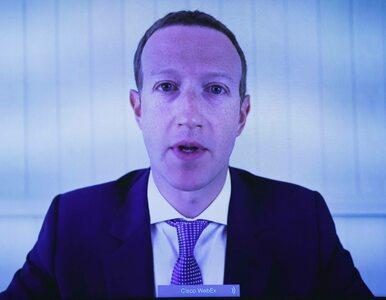 """Facebook może zapłacić gigantyczną karę za wyciek danych. """"Stworzyliśmy..."""