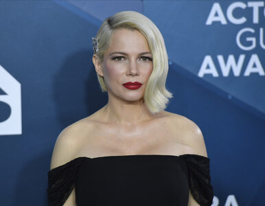 "Michelle Williams zagra legendarną Peggy Lee w filmie ""Fever"""