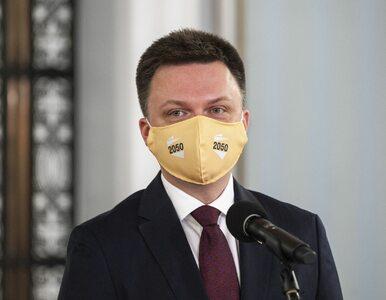 Hołownia o Morawieckim: Jego śmieszność nie jest moim zmartwieniem