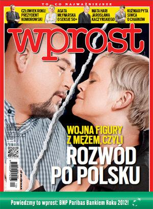 Okładka tygodnika Wprost nr 10/2013 (1567)