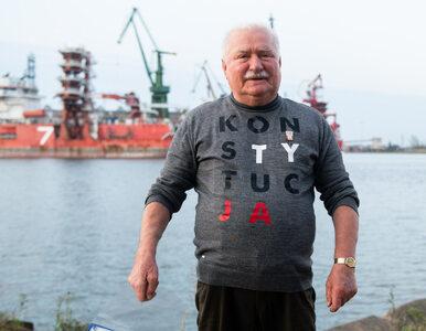 """Lech Wałęsa szuka pracy. Z propozycją wyszedł satyryczny tygodnik """"NIE"""""""
