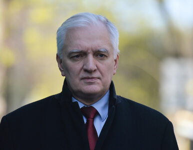 Zaskakujące doniesienia. Opozycja chce, aby Jarosław Gowin został...