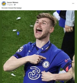 Memy po finale Ligi Mistrzów: Chelsea vs Manchester City