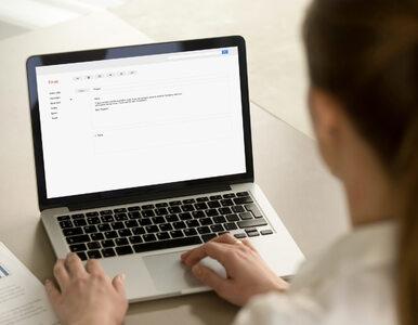 Awaria Gmaila. Użytkownicy wściekli, firma na razie nie potwierdza