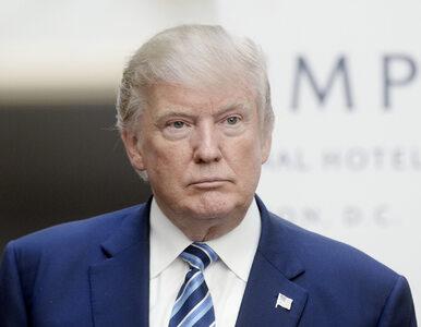 """Burzliwa konferencja Trumpa. Mówił o """"fałszywych doniesieniach..."""