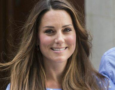 """Księżna Kate trafiła do szpitala. """"Wczesne stadium porodu"""""""