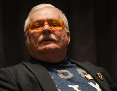 Lech Wałęsa trafił do szpitala. Opublikował zdjęcie