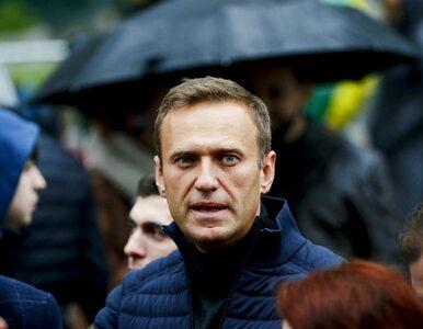 """Aleksiej Nawalny w śpiączce, jest """"kilka hipotez"""". Nowe informacje o..."""