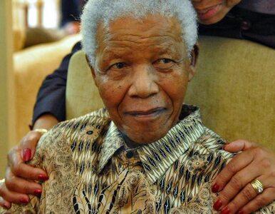 Nelson Mandela wyszedł ze szpitala