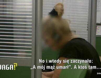 Uwaga! TVN: Krzyki, strach i złość, czyli codzienność na infolinii....