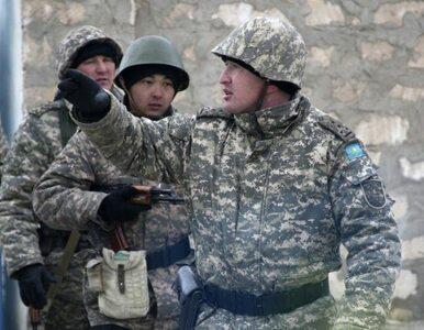 """""""W pracy straciłem oko, a teraz mnie zwolnili"""". Kazachowie protestują"""