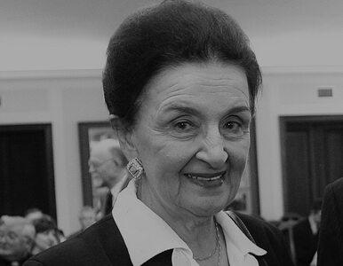 Zmarła Karolina Kaczorowska. Wdowa po ostatnim Prezydencie RP na...