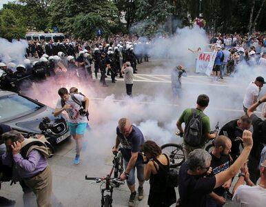 Ataki na uczestników Marszu Równości w Białymstoku. Szefowa MSWiA reaguje