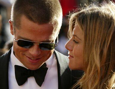 Brad Pitt i Jennifer Aniston wrócili do siebie? Aktor skomentował plotki