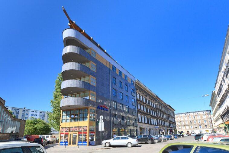 Osiedle Arkadia w centrum Szczecina bardzo dobrze prosperuje w wynajmie