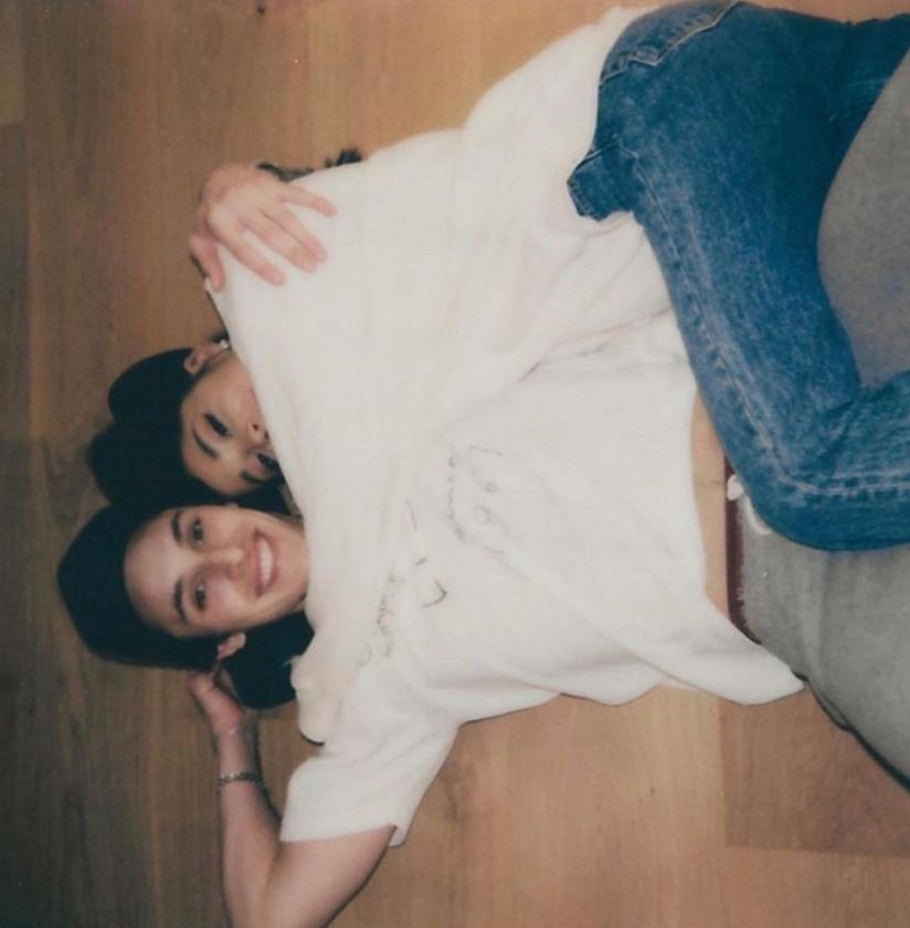 Ariana Grande i Dalton Gomez