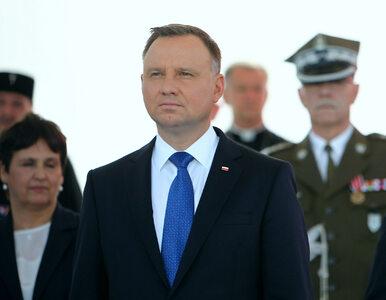 """SE"": Prezydent Duda miał wypadek na skuterze. Na pomoc ruszyła łódź..."