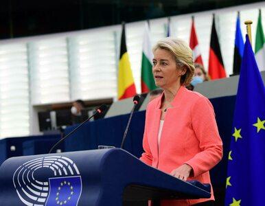 Ursula von der Leyen o kondycji Unii Europejskiej. Pojawiła się wzmianka...