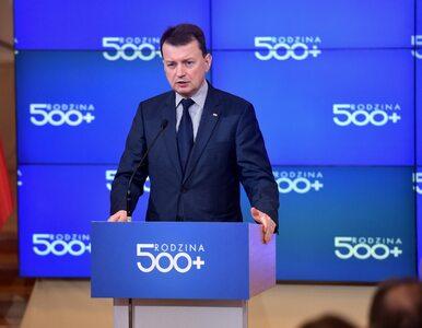Sienkiewicz: Zagłosowałbym za odwołaniem ministra Błaszczaka
