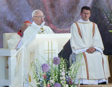 """""""Bóg"""", """"miłosierdzie"""" i """"życie"""". O czym papież mówił w Polsce najczęściej?"""