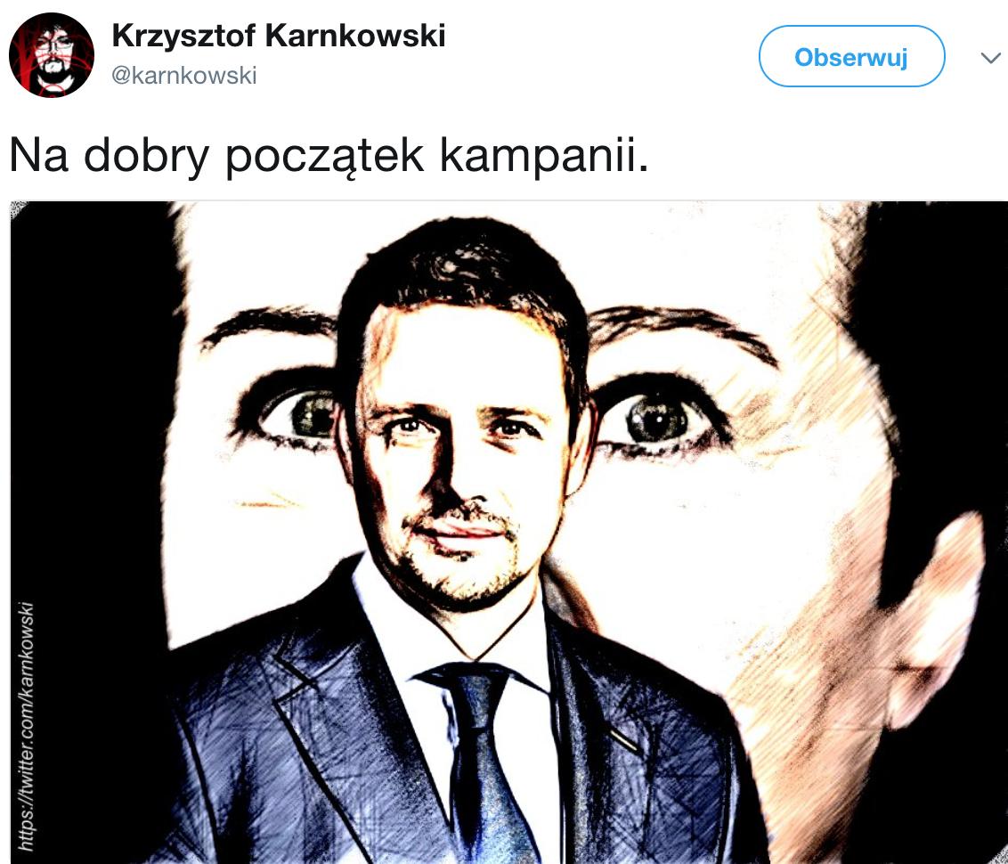 Rafał Trzaskowski - memy