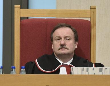 """Sędziowie TK negują decyzję prezes. Wśród """"buntowników"""" Pszczółkowski..."""