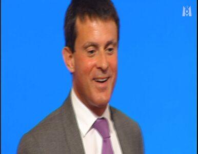 Manuel Valls nowym premierem Francji