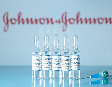 Amerykańskie agencje wzywają do wstrzymania szczepienia preparatem...