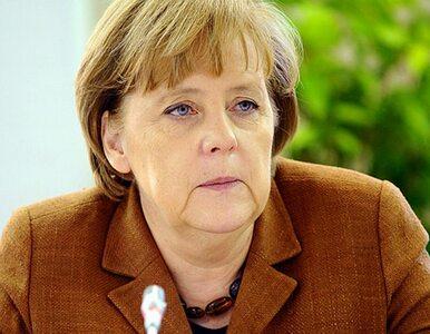 Merkel oburzona, ale sankcji nie będzie