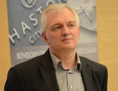 Gowin: koalicja PO-SLD byłaby jałowa dla Polski