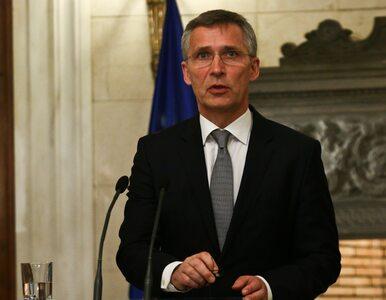 Stoltenberg o rosyjskich planach: Znajome zachowanie