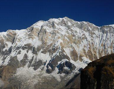 Lawina w Himalajach. Poszukiwanych siedmiu wspinaczy