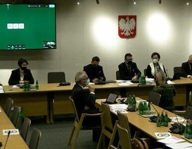 Julia Przyłębska nie zjawiła się na posiedzeniu komisji. Kłótnia w...