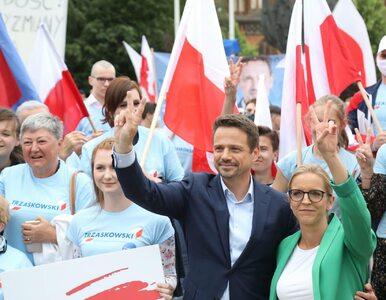 Trzaskowski: Podejmuję się stworzenia ruchu obywatelskiego. Partie nie...
