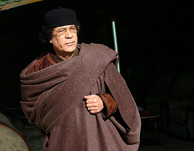 Arsenał Kadafiego poszedł z dymem