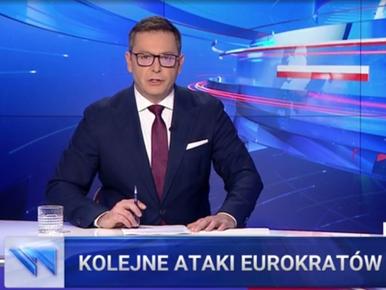 """""""Fur Deutschland"""" znów w """"Wiadomościach"""" TVP. Tym razem w zaskakującym..."""